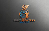 Phil's Fighters Logo - Entry #51