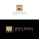 Rock Ridge Wealth Logo - Entry #386