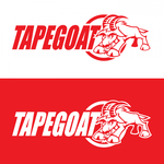 Tapegoat Logo - Entry #9