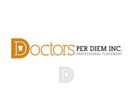 Doctors per Diem Inc Logo - Entry #123