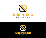 Shepherd Drywall Logo - Entry #340