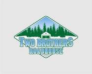 Two Brothers Roadhouse Logo - Entry #167