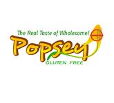 gluten free popsey  Logo - Entry #160