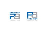 Premier Accounting Logo - Entry #158