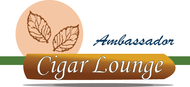 Ambassador Cigar Lounge Logo - Entry #7