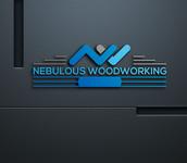 Nebulous Woodworking Logo - Entry #48