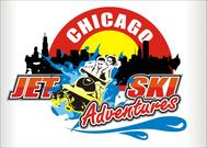 Chicago Jet Ski Adventures Logo - Entry #59