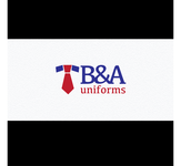 B&A Uniforms Logo - Entry #107