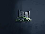 Revolution Fence Co. Logo - Entry #93