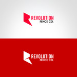 Revolution Fence Co. Logo - Entry #274