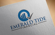 Emerald Tide Financial Logo - Entry #226