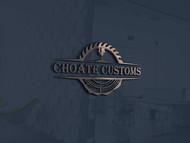 Choate Customs Logo - Entry #382