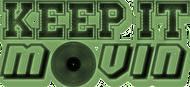 Keep It Movin Logo - Entry #266