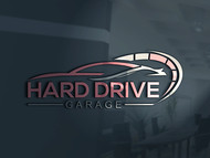 Hard drive garage Logo - Entry #97