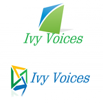 Logo for Ivy Voices - Entry #158