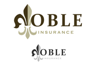 Noble Insurance  Logo - Entry #166