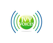 Logo for Ivy Voices - Entry #154