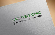 Drifter Chic Boutique Logo - Entry #288