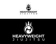 Heavyweight Jiujitsu Logo - Entry #137