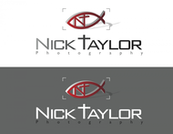 Nick Taylor Photography Logo - Entry #170