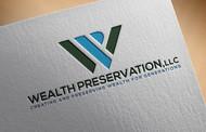 Wealth Preservation,llc Logo - Entry #428