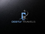 Debtly Travels  Logo - Entry #114