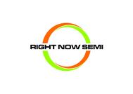 Right Now Semi Logo - Entry #10
