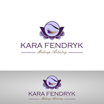 Kara Fendryk Makeup Artistry Logo - Entry #103