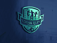 Logan Riley Soccer Logo - Entry #23