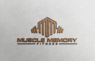 Muscle Memory fitness Logo - Entry #73