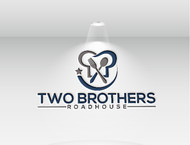 Two Brothers Roadhouse Logo - Entry #103