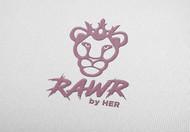 Rawr by Her Logo - Entry #190