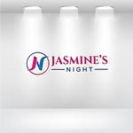 Jasmine's Night Logo - Entry #352