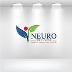 Neuro Wellness Logo - Entry #813