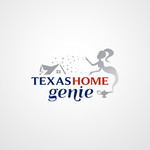 Texas Home Genie Logo - Entry #70