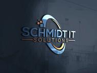 Schmidt IT Solutions Logo - Entry #208