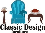 classic design furniture Logo - Entry #37