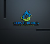 CMW Building Maintenance Logo - Entry #59