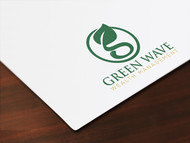 Green Wave Wealth Management Logo - Entry #456