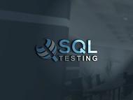 SQL Testing Logo - Entry #209
