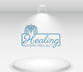 The Healing Waters Project Logo - Entry #70