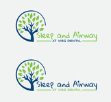 Sleep and Airway at WSG Dental Logo - Entry #395