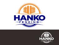 Hanko Fencing Logo - Entry #260