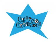 Crispy Creations logo - Entry #110
