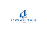 4P Wealth Trust Logo - Entry #124