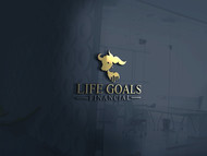 Life Goals Financial Logo - Entry #170