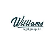 williams legal group, llc Logo - Entry #13