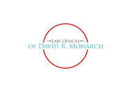 Law Offices of David R. Monarch Logo - Entry #75