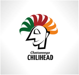 Chattanooga Chilihead Logo - Entry #16