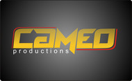 CAMEO PRODUCTIONS Logo - Entry #113